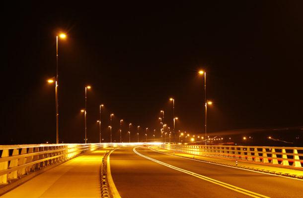 Puente De Acceso A La Isla De Arousa