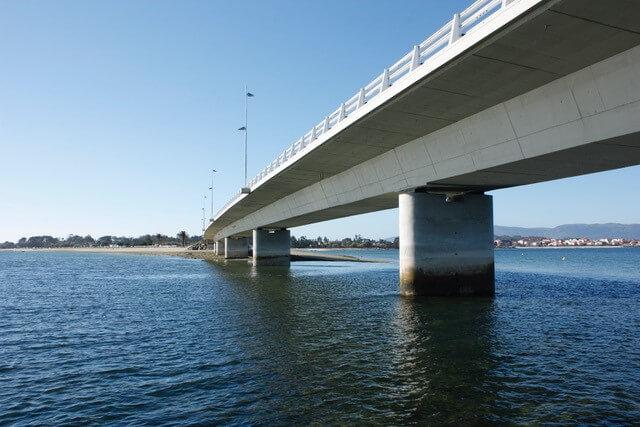 Puente Illa Arousa